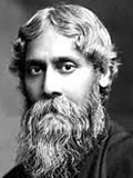 Rabindranath Tagore, Noble Prize for Literature, prayers of, a Bengali poet and mystic