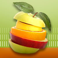 Love, Christian thought, oranges - lemons - grappe fruits - apples