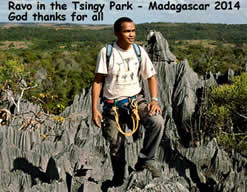 The Tsingy of Bemaraha National Park, Madagascar, Ravo.Madagascar picture